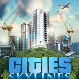 Cities: Skylines PC & Mac(Steam下載)(英文版)