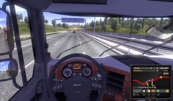 Euro-Truck-Simulator-gameplay
