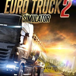 Euro Truck Simulator 2 PC版(Steam下載)(英文版)