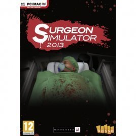Surgeon Simulator 2013 PC標準版(Steam下載)(英文版)