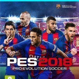 PES 2018 PC版(Steam下載)