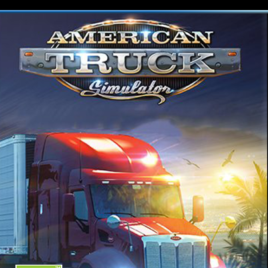American Truck Simulator PC版(Steam下載)(英文版)